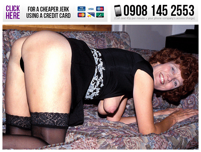 OAP Phone Sex Dirty Phone Lines Live 45p