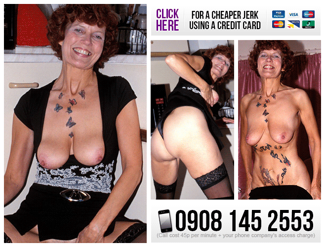 OAP Phone Sex Dirty Phone Lines Online UK